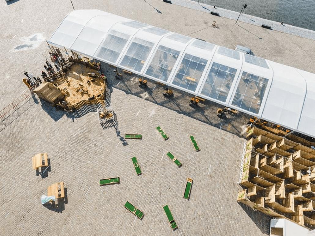 Arcade-tent-verhuur-kerkhofs-verhuur