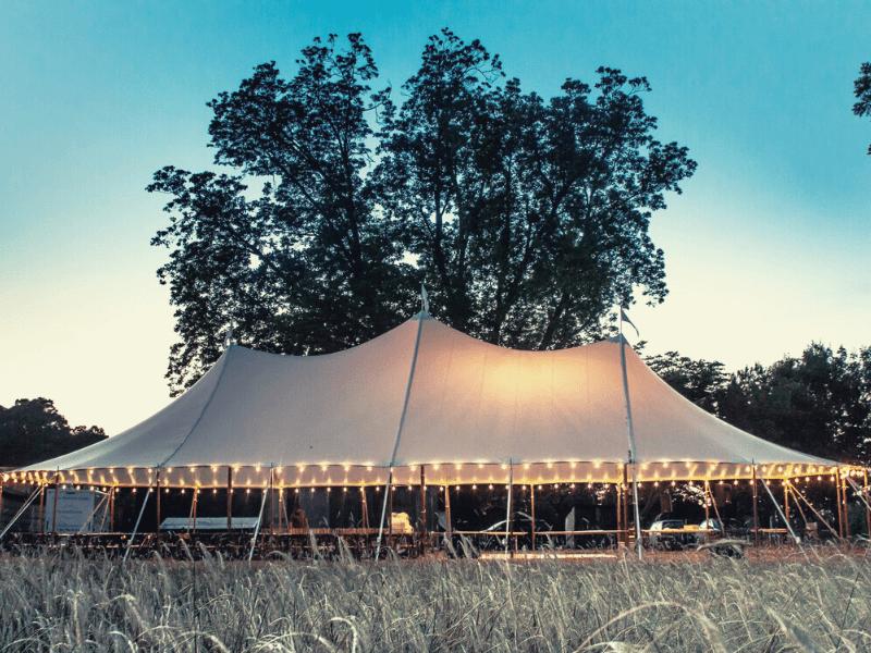 Romantische-tent-sailcloth