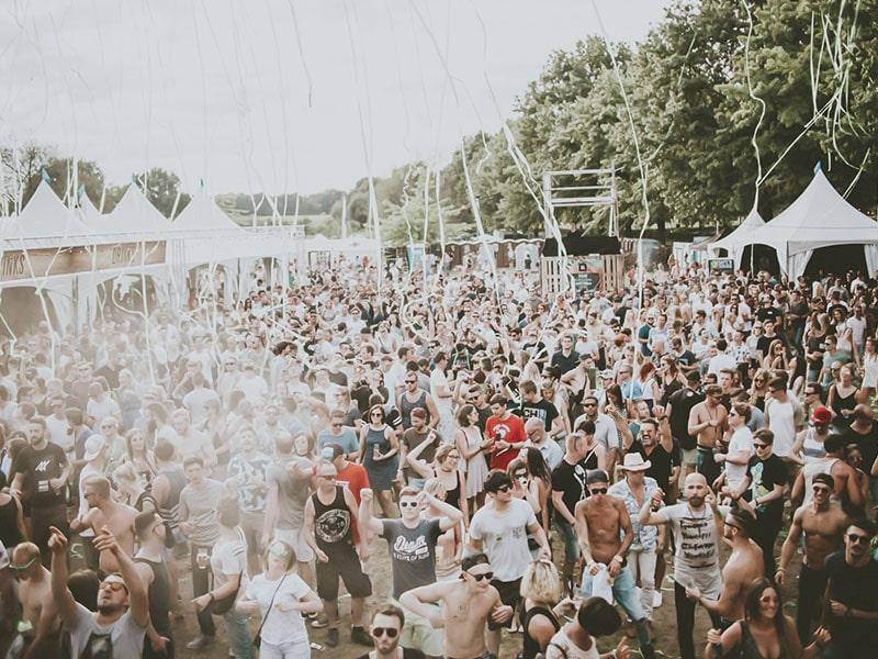 Tent-festival